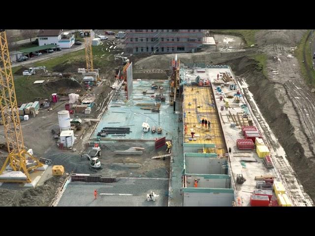 Pole7 - La construction