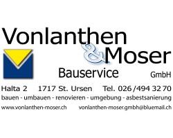 Vonlanthen & Moser Bauservice GmbH