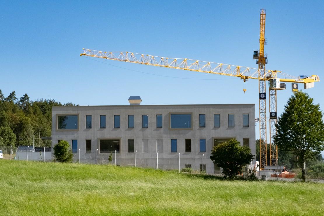 Neue Adresse für des Freiburgischer Baumeisterverband