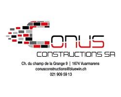 Conus Constructions SA