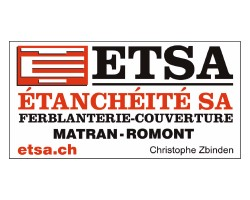 ETSA Etanchéité SA