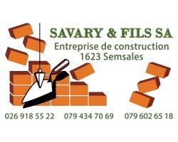 Savary & Fils SA